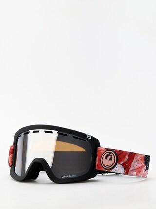 Dragon D1OTG Goggles (confetti/lumalens silver ion/lumalens rose)