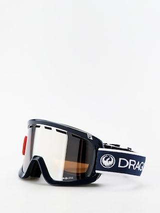 Dragon D1OTG Goggles (designer/lumalens silver ion/lumalens flash blue)