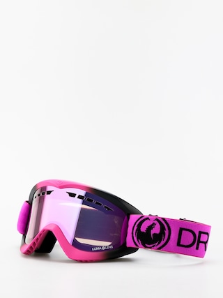 Dragon DX Goggles (raspberry/lumalens pink ion)