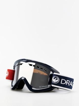 Dragon DX Goggles (designer/lumalens silver ion)