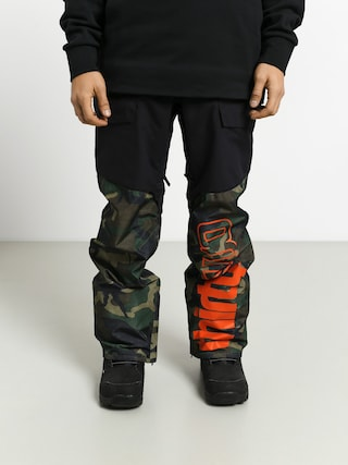 ThirtyTwo Alpha Snowboard pants (black/camo)
