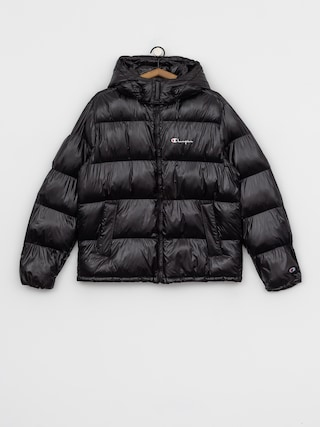 Champion Hooded Puff Jacket (nbk)