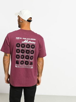 Carhartt WIP Motown Orderform T-shirt (dusty fuchsia)