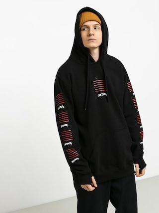 Method Scanner HD Hoodie (black)
