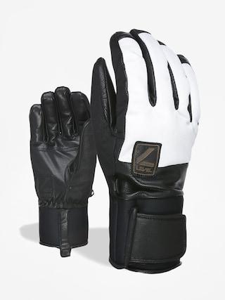 Level Rover Gloves (black white)