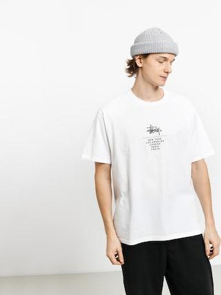 Stussy City Stack T-shirt (white)