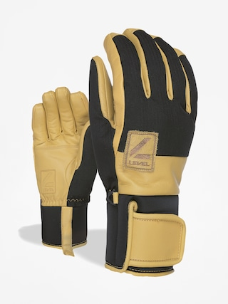 Level Rover Gloves (pk black)
