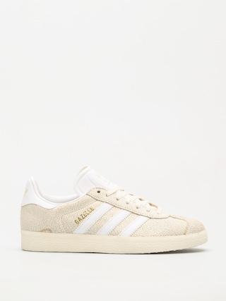 adidas Gazelle Shoes Wmn (owhite/ftwwht/owhite)