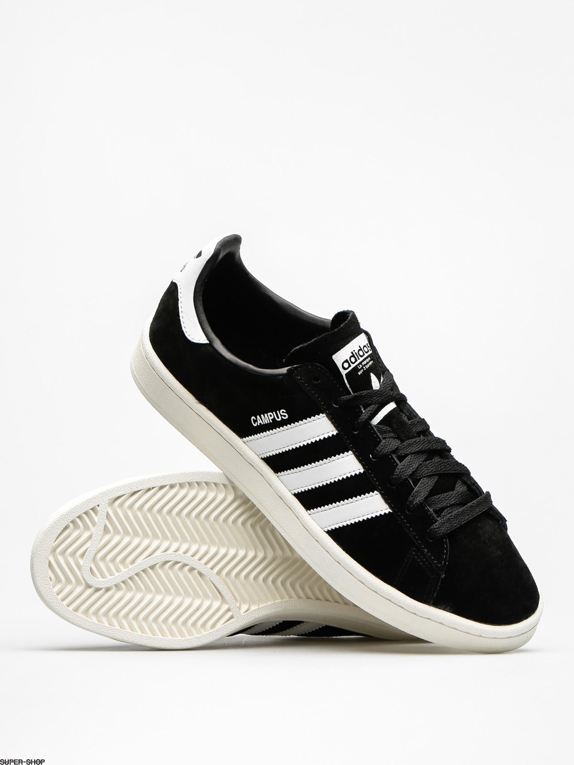 Acción de gracias Shipley máquina  adidas Campus Shoes (core black/ftwr white/chalk white)