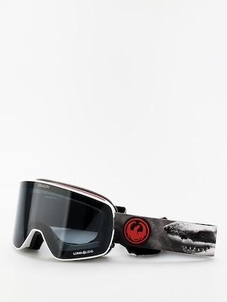 Dragon NFX2 Goggles (murky waters/lumalens dark smoke/lumalens rose)