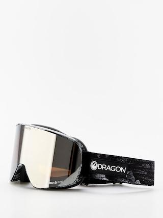 Dragon NFX2 Goggles (torn birch/lumalens silver ion/lumalens flash blue)