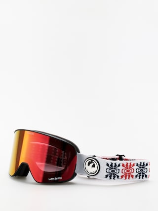 Dragon NFX2 Goggles (forest bailey sig19/lumalens red ion/lumalens rose)