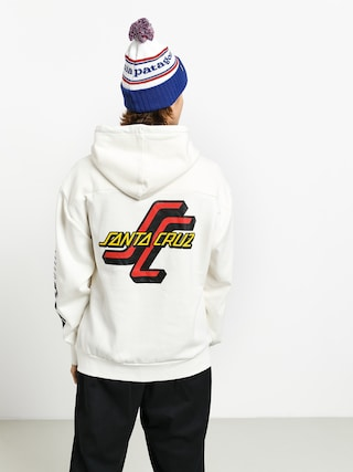ThirtyTwo Santa Cruz HD Hoodie (white)