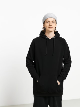 The Hive Plain HD Hoodie (black)