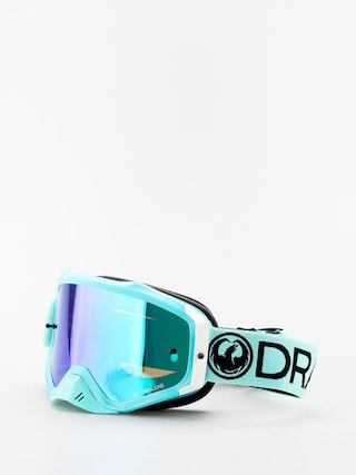 Dragon MXV Cross goggles (plus mx teal/llgrn ion clear)