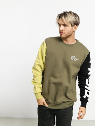 Prosto Armlog Sweatshirt (olive)