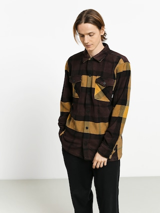 ThirtyTwo Rest Stop Shirt (brown/black)