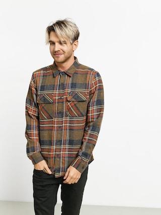Brixton Bowery Flannel Ls Shirt (sage)