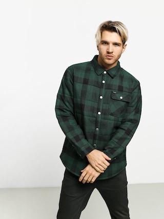 Brixton Cass Jacket (black/green)