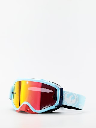 Dragon MXV Cross goggles (plus mx tropicbreeze/llred ion clear)