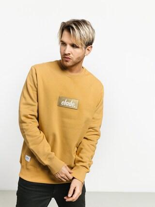 Elade Box Logo Sweatshirt (beige)