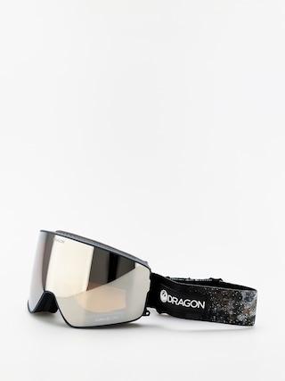 Dragon PXV2 Goggles (galaxy rock/lumalens silion/lumalens flash blue)