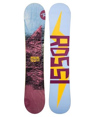 Rossignol Myth Snowboard Wmn (blue/yellow/maroon)