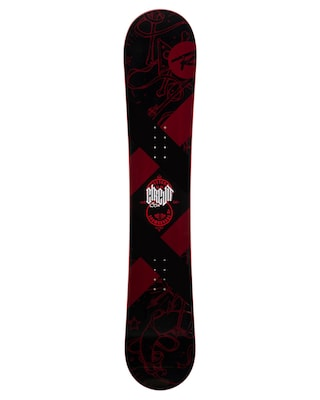 Rossignol Circuit Snowboard (black/red)