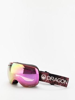 Dragon X1s Goggles (rose/lumalens pink ion/lumalens dark smoke)