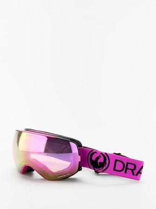 Dragon X2s Goggles (raspberry/lumalens pink ion/lumalens dark smoke)