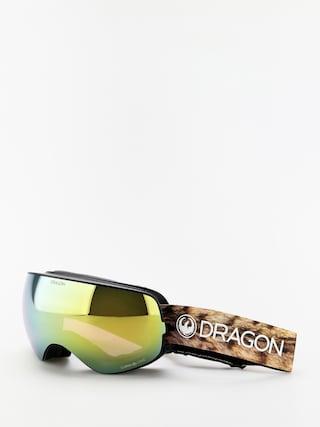Dragon X2s Goggles (lynxxx/lumalens gold ion/lumalens amber)