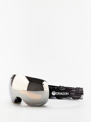 Dragon X1 Goggles (torn birch/lumalens silver ion/lumalens flash blue)