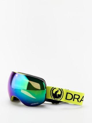 Dragon X2 Goggles (lime/lumalens green ion/lumalens amber)