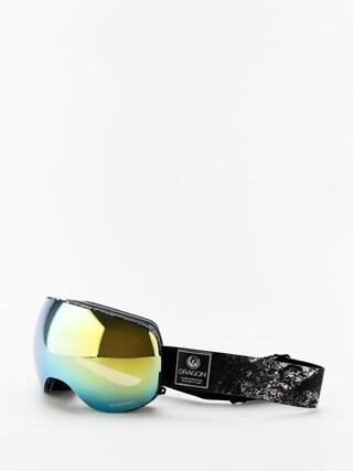 Dragon X2 Goggles (lunar/lumalens gold ion/lumalens amber)