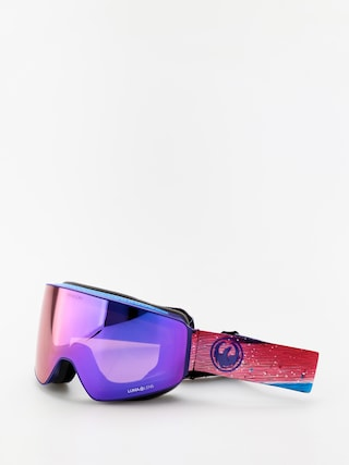 Dragon PXV Goggles (abstract/lumalens purple ion/lumalens amber)