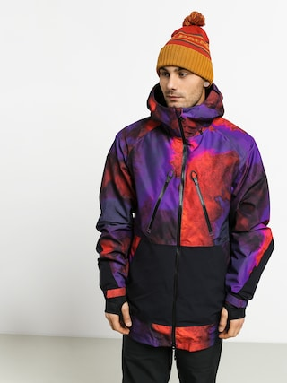ThirtyTwo Mullair Snowboard jacket (black/purple)