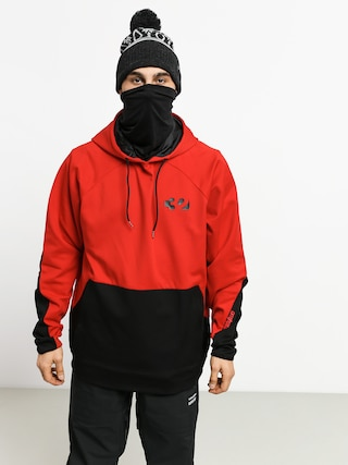 ThirtyTwo Reflex Sweatshirt (red/black)