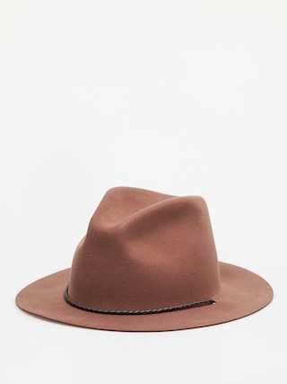 Brixton Freeport Fedora Hat (bison)