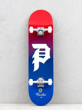 Primitive Dirty P Skateboard (gradient)