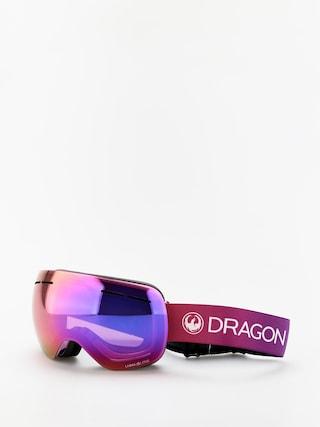 Dragon X1s Goggles (candy/lumalens purple ion/lumalens amber)