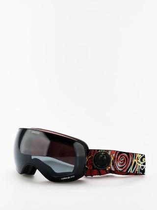 Dragon X2s Goggles (gigi ruf sig19/lumalens dark smoke/lumalens rose)