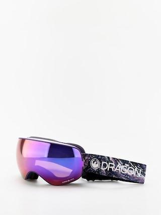 Dragon X2s Goggles (lavender/lumalens purple ion/lumalens amber)