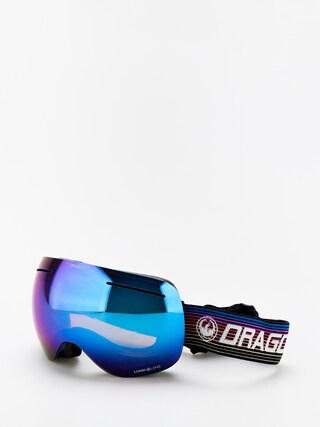 Dragon X1 Goggles (gamer/lumalens blue ion/lumalens amber)