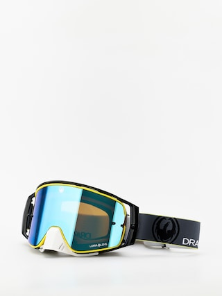 Dragon NFX2 Cross goggles (mx iconyellow/llblueion)