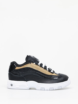 DC Legacy Lite Shoes Wmn (black/gold)