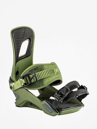 Nitro Rambler Snowboard bindings (olive)