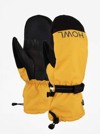 Howl Network Mitt Gloves (mustard)