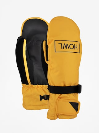 Howl Fairbanks Mitt Gloves (mustard)