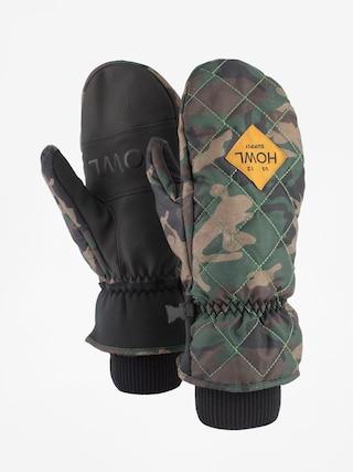 Howl Jed Mitt Gloves (camo)
