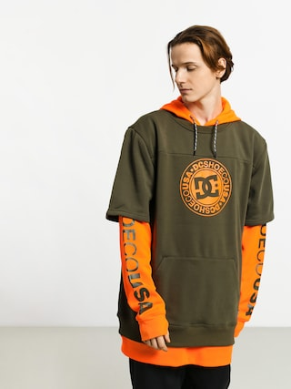 DC Dryden HD Hoodie (shocking orange)